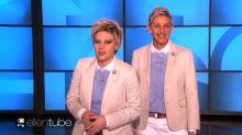 'SNL' Star Kate McKinnon Hijacks the 'Ellen' Monologue as Ellen