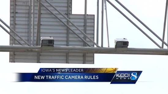 New traffic camera rules drawing criticism