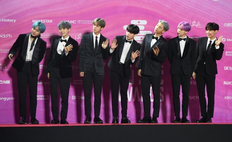 K-pop boyband BTS cancels upcoming April Seoul concert amid virus concerns