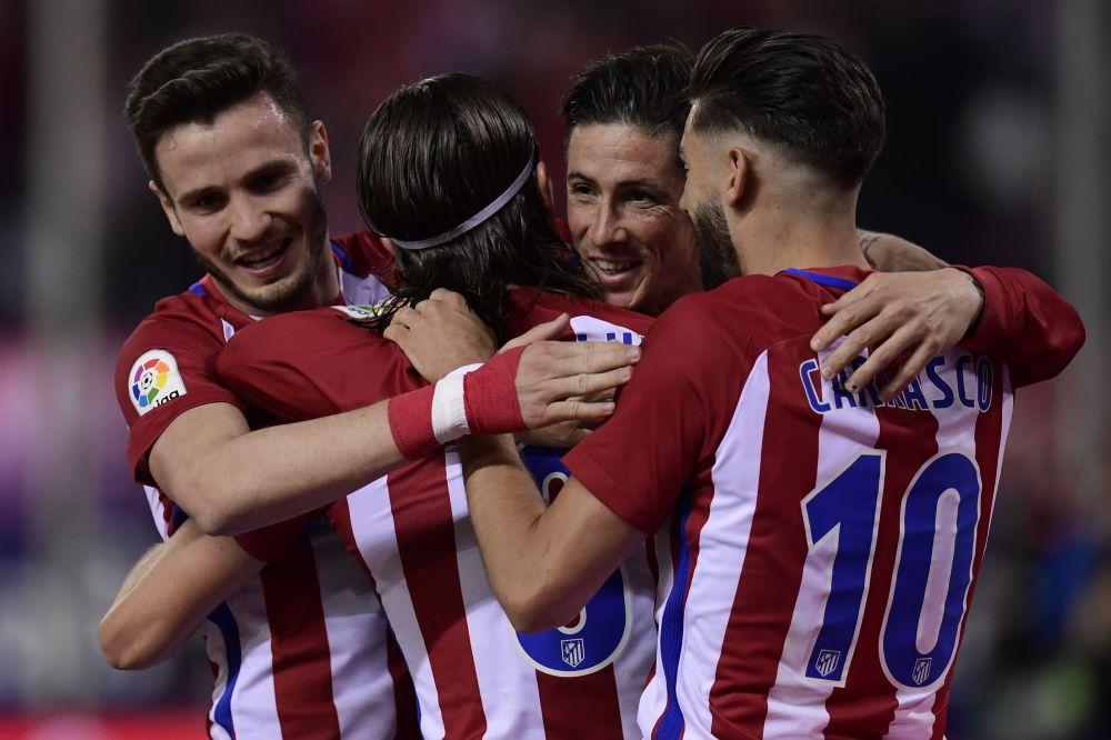Atlético de Madrid, la efectividad a la enésima potencia