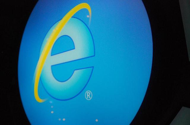 Microsoft no longer supports Internet Explorer 8, 9 and 10