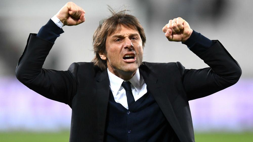 """Conte chiude il discorso: """"Voglio restare al Chelsea per molti anni"""""""