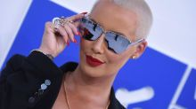 Amber Rose 'body shamed' by Dancing With The Stars