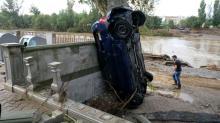 Inundações no sul da França deixaram 14 mortos