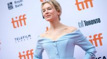 Renée Zellweger wows in $4,424 vintage inspired look for 'Judy' premiere at TIFF