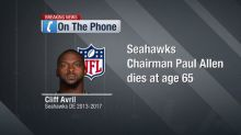 Cliff Avril on Paul Allen: He was 'all for' players trying to 'make change'