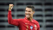 Cristiano Ronaldo marca seu 100º gol com a seleção de Portugal