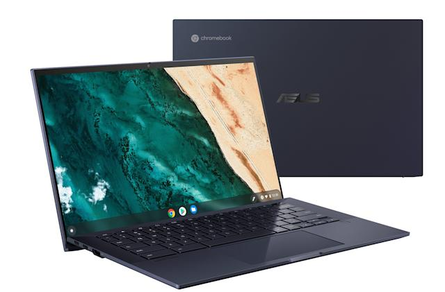 The ASUS Chromebook CX9 is rugged, light and powerful