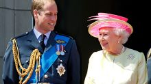 Queen gives Wills new title after stripping Harry of his own