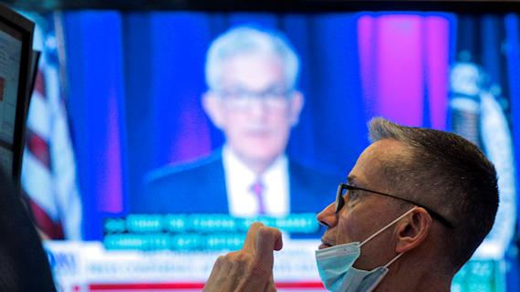 A 'quite spoiled' market gives the Fed a thumbs up