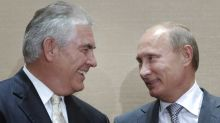 What Russia says about Rex Tillerson's Order of Friendship award