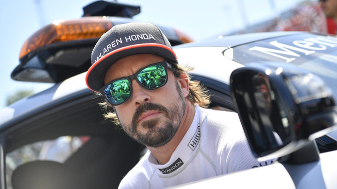 Alonso nears new F1 deal withMcLaren