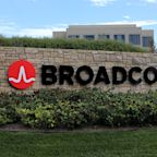 Broadcom's dim outlook drags down chipmakers