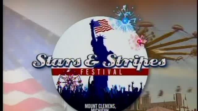 Stars and Stripes festival begins tomorrow