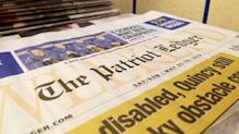 Headcount at GateHouse's New England dailies has shrunk 20% this year