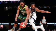 US coach calls Boomers' Mills a pain
