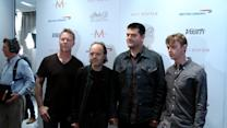 Metallica Showers Together – TIFF 2013