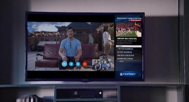 Microsoft rolls out first Xbox One ad, highlights NFL features and Skype integration