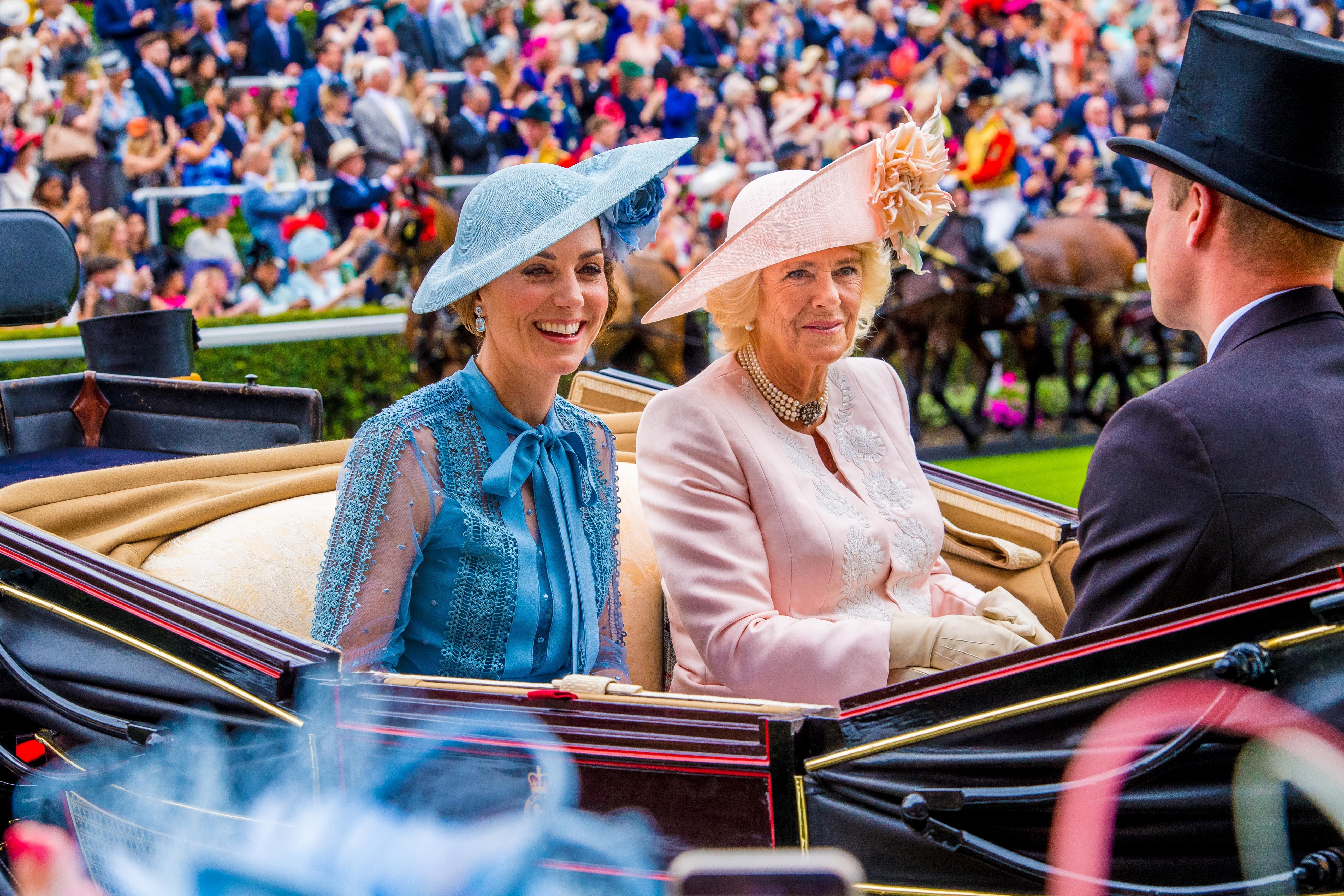 0a5b2edbeec6 Why Does the Royal Family Wear Their Biggest Hats to the Royal Ascot?