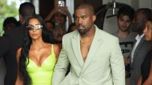 Sorry to bother you but, Kanye West just wore socks and sliders to attend 2 Chainz Wedding