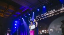 Qingjian Realty scoops Singapore's Best Developer Award