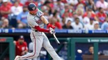 Nats-Phils Postponed Because Of Washington's COVID-19 Issues