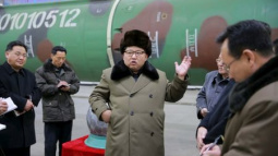 U.S. sanctions Chinese firm tied to North Korea's nuclear program