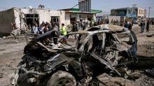 Car bomb kills at least three in Afghan capital