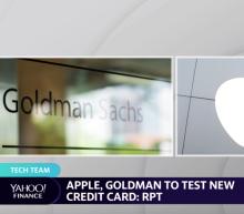 Report: Apple, Goldman launching iPhone-linked credit card