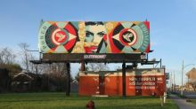 OUTFRONT Media Announces Billboard Partnership With Shepard Fairey in Detroit