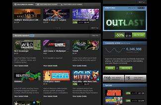 Steam adds 'Recently Updated' section to organize game updates