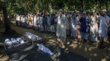 Musulmanes rohingya siguen cruzando a Bangladesh