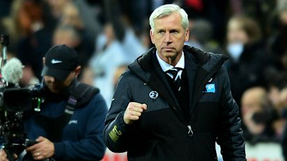 Pardew: I'm not interested in Sunderland job