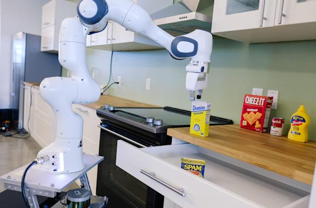 NVIDIA's new lab aims to develop robotic breakthroughs