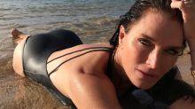 Brooke Shields, Maye Musk stun in swimsuit shots taken by Helena Christensen: 'Smoking'