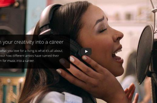 YouTube for Artists offers tools to launch your online music career