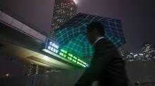 China's Big Earnings Showdown Looms as Stocks Begin to Sink