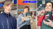 Comedian impersonates Bunnings, Aldi and Kmart workers in hilarious video