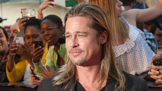 Brad Pitt's 'World War Z' NYC Premiere