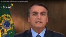 A quinta série vai à ONU em discurso de Bolsonaro