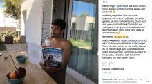 """""""Sonst klagen wir halt nochmal gegen den Verband"""": Cathy und Mats Hummels sorgen mit """"Werbeposting"""" für Diskussionen"""