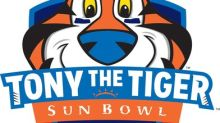 Tony the Tiger® Claims Sun Bowl Title Partnership And Returns The Game To Original Mission: Helping Kids Play Sports