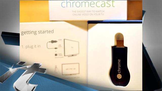 Google News Byte: State of the Art: Chromecast, Simply and Cheaply, Flings Web Video to TVs