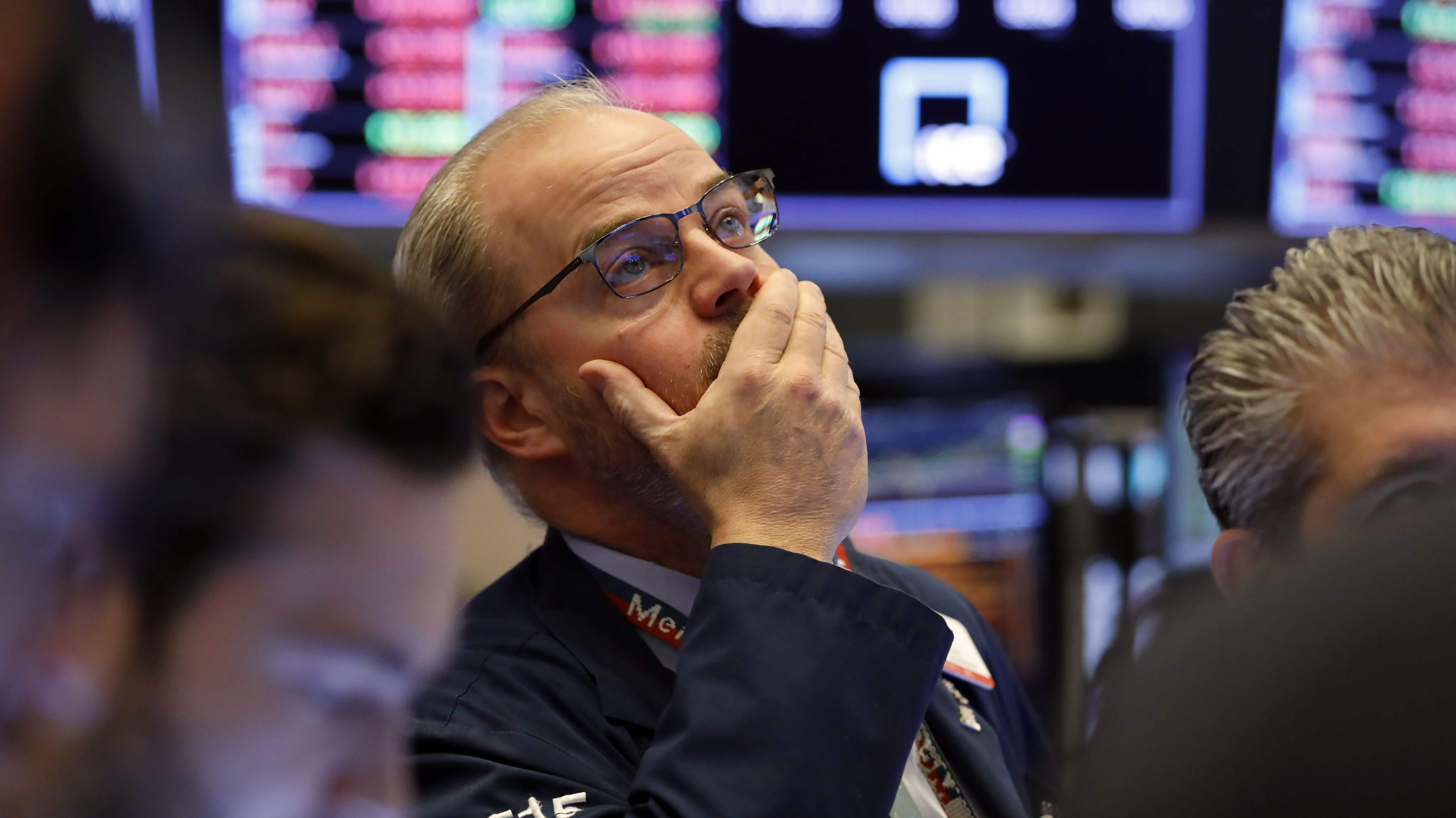 News post image: Stocks on track for worst week since 2008 financial crisis