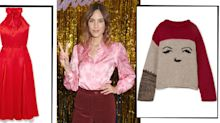 Alexa Chung's New Christmas Capsule Collection Is Here To Abate Your Party Season Woes