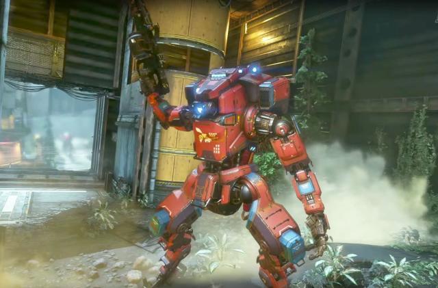 'Titanfall 2' gets its first new mech
