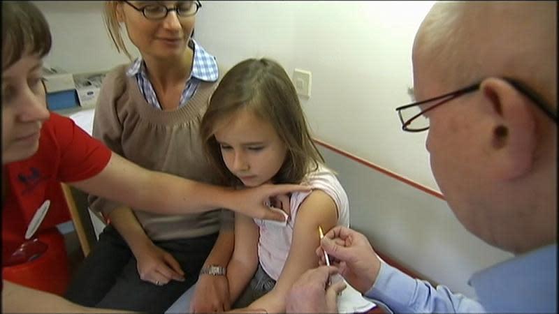 Gesetz Impfpflicht
