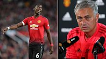 Jose Mourinho shuts down reports of a rift with Manchester United superstar Paul Pogba