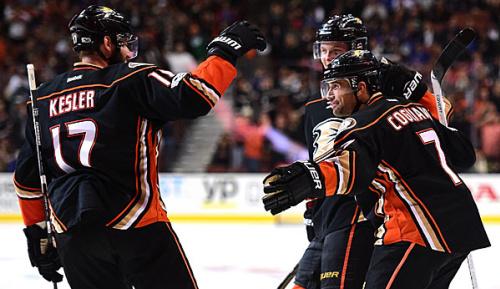 NHL: Anaheim weiter auf Erfolgskurs - Holzer nicht im Einsatz