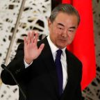 Chinese foreign minister arrives in South Korea amid talk about Xi visit